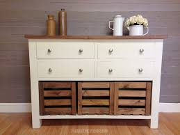 solid pine sideboards for sale 4ft rustic solid pine sideboard