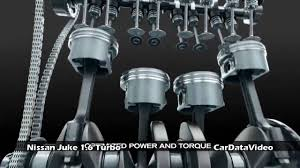 new nissan juke 1 6 liter turbo engine animation very cool