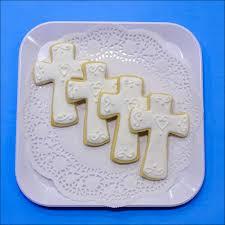 communion cookies cross shaped cookies gray barn baking