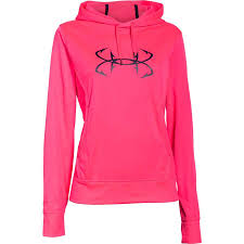 under armour storm fish hook women u0027s fishing hoodie harmony red
