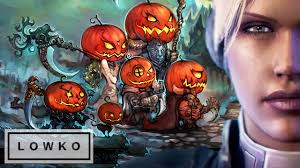 starcraft 2 halloween fright night on brutal trick or treat