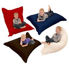 large xl indoor bean bag 4 in 1 floor cushion pillow gaming cotton
