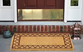 Coco Doormat 10 Favorite Spring Doormats More Than Mats U0026 Doormats
