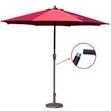 8 Patio Umbrella Shop For Toucan Outdoor 9 Ft Market Table Patio Umbrella With Tilt