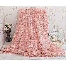 light pink throw blanket sweetwill pv velvet double blanket plush blanket fluffy blankets