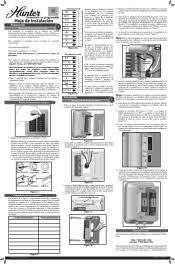hunter thermostat 44665 wiring diagram efcaviation com