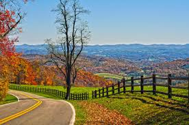 blue ridge parkway travel nc