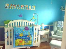 baby ocean theme nursery room ideas diy decor and decorating ideas