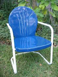 Paint For Metal Patio Furniture - spray painting metal chairs