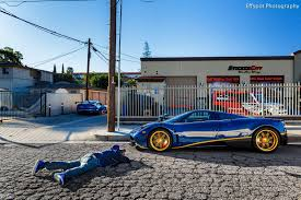 pagani huayra gold one off pagani huayra 730s for sale in beverly hills