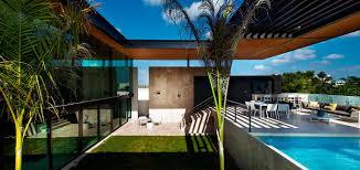 Pool House Garage This Amazing House By Seijo Peon Arquitectos Boasts Impressive