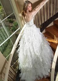 pear shaped davinci bridal 50132 back marie crawford u0027s bridal