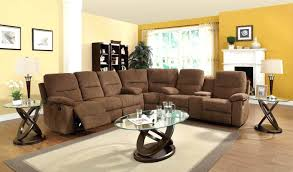 reclining sectional sofas with chaise recliners superb recliner sectional sofa for home furniture 572
