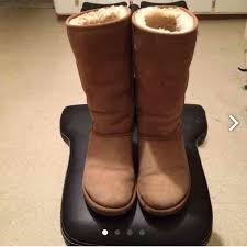 ugg boots in womens size 12 62 ugg shoes chestnut ugg boots size 6 from
