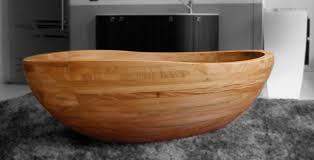vasche da bagno legno azienda e legno