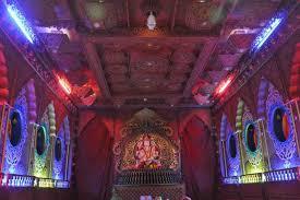 100 home decoration for ganesh festival comganpati home
