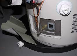 Lighting A Pilot Light Light Water Heater Pilot How To Relight A Water Heater Pilot Light