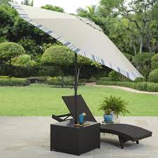 11 Foot Patio Umbrella Outdoor Provide A More Robust Shade Benefit That Lasts In The