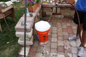 Patio Scrubber by Russet Street Reno Sand In Your