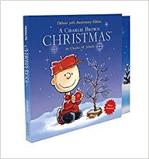 peanuts a brown christmas peanuts a brown christmas deluxe 50th anniversary