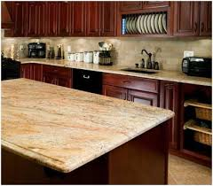 cherry cabinets with light granite countertops small kitchen granite countertops awesome lets talk about