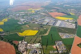 chambre de commerce ain industrie zoom sur le parc industriel de la plaine de l ain a cci