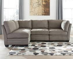 dark gray sectional with chaise tags charcoal gray sectional