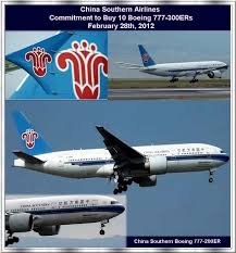 plan si es boeing 777 300er air boeing statement on china southern s commitment to buy 10 boeing