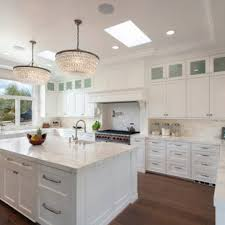 white shaker kitchen cabinets wood floors 75 beautiful wood floor kitchen pictures ideas