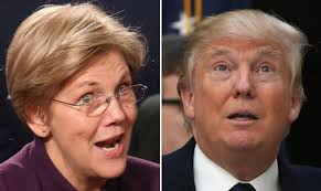 Queen Elizabeth Donald Trump Elizabeth Warren Owns Donald Trump Again Youtube