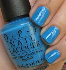 opi light blue nail polish opi bright pair collection with paige premium denim all lacquered up