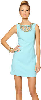 light blue shift dress lilly pulitzer lane shift dress where to buy how to wear
