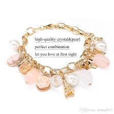 bracelet styles with beads images Online cheap 2017 new fashion european style charm bracelet jpg