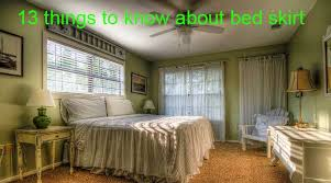 Bed Valance Wrap 13 Things To Know About Bed Skirt Linens U0027n U0027curtains