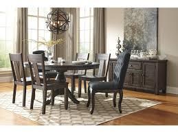 Dining Room Sets For 6 Black Dining Room Set Round Home Design Ideas