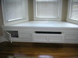 Indoor Bench Seat With Storage by Hartleys Bench Cushion Seat Seagrass Wicker Storage Baskets