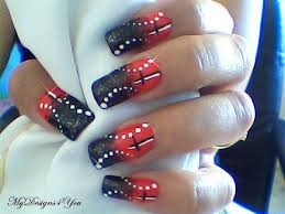 halloween abstract cross design nail art gallery by nails