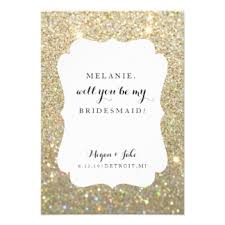 bridesmaids invitation custom wedding bridesmaids invitation cards