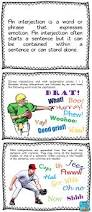 Ereading Worksheets Point Of View Parts Of Speech Interjections Book Units Teacher