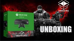 xbox one 500gb gears of war ultimate edition console bundle for unboxing xbox one gears of war ultimate edition bundle youtube