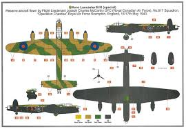 airfix 1 72 scale lancaster b iii special the dambusters review