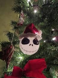skellington ornament a tree ornament decorating