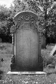 design a headstone blank headstone stock image image of artist broken 32025695