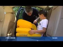 siege auto gonflable canalzoom télévision locale le luftikid siège auto pour enfant
