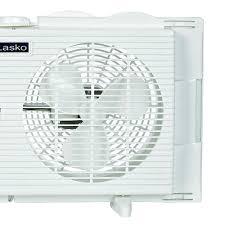 Double Window Fan Walmart by Lasko Products 7