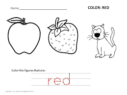 printable coloring pages to learn colors learning colors worksheets for preschoolers woo jr kids activities