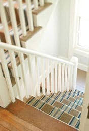 aging pup needs carpeted stairs modern runners apartment therapy