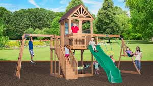 oceanview swing set product video youtube