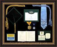 graduation shadow box cap and gown graduation shadow box proud box brian s 2014