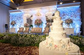 wedding cake jakarta the deepness of lightworks